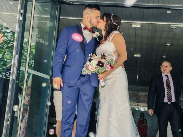 Le mariage de Jérémy et Alexandra à Rosny-sous-Bois, Seine-Saint-Denis 77