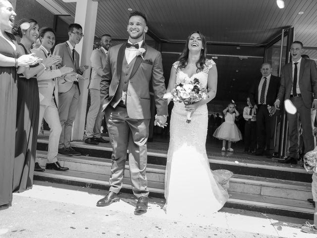Le mariage de Jérémy et Alexandra à Rosny-sous-Bois, Seine-Saint-Denis 79