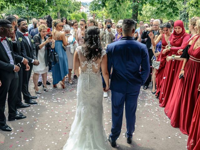 Le mariage de Jérémy et Alexandra à Rosny-sous-Bois, Seine-Saint-Denis 81