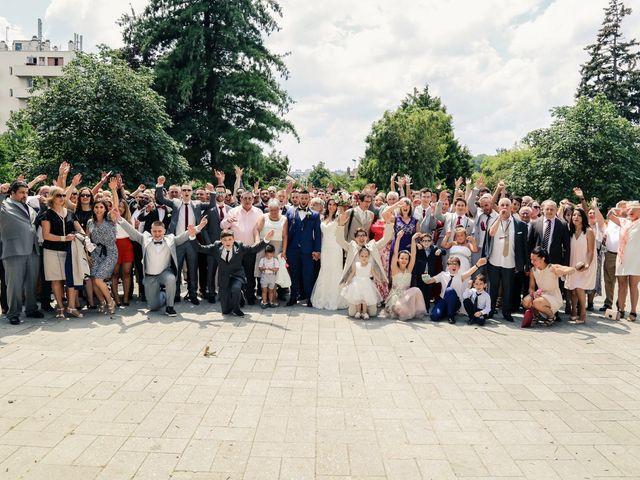 Le mariage de Jérémy et Alexandra à Rosny-sous-Bois, Seine-Saint-Denis 84