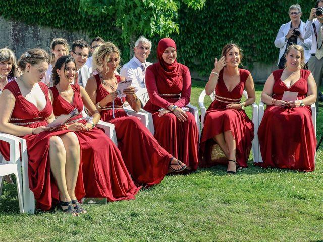 Le mariage de Jérémy et Alexandra à Rosny-sous-Bois, Seine-Saint-Denis 111