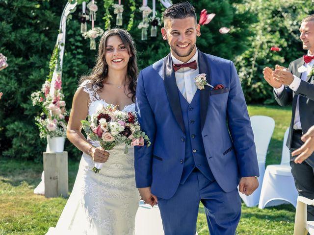 Le mariage de Alexandra et Jérémy