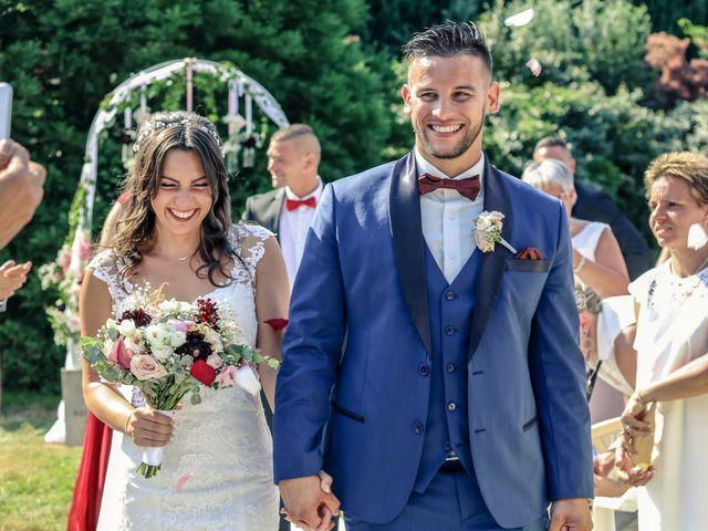 Le mariage de Jérémy et Alexandra à Rosny-sous-Bois, Seine-Saint-Denis 148