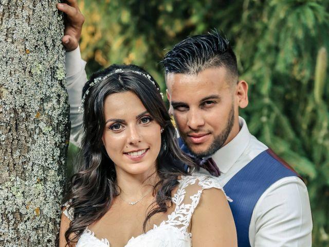 Le mariage de Jérémy et Alexandra à Rosny-sous-Bois, Seine-Saint-Denis 196