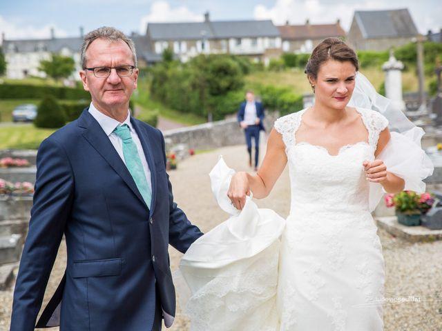 Le mariage de Romain et Virginie à Granville, Manche 6