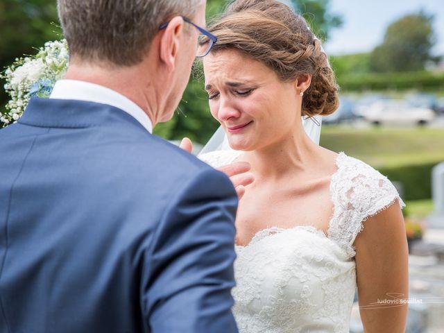 Le mariage de Romain et Virginie à Granville, Manche 8