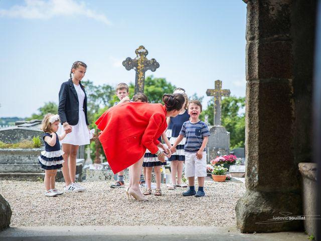 Le mariage de Romain et Virginie à Granville, Manche 9