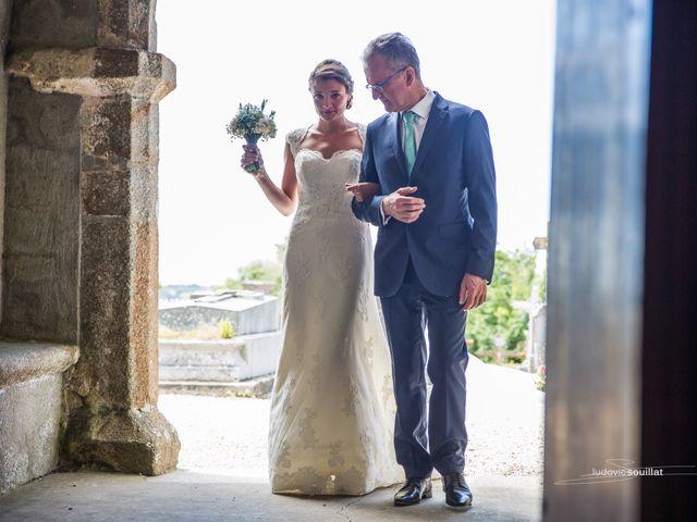 Le mariage de Romain et Virginie à Granville, Manche 10