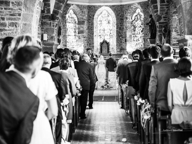 Le mariage de Romain et Virginie à Granville, Manche 11