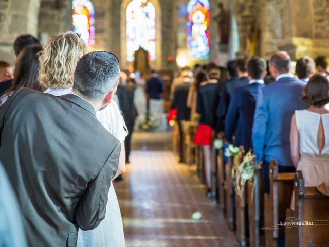 Le mariage de Romain et Virginie à Granville, Manche 12