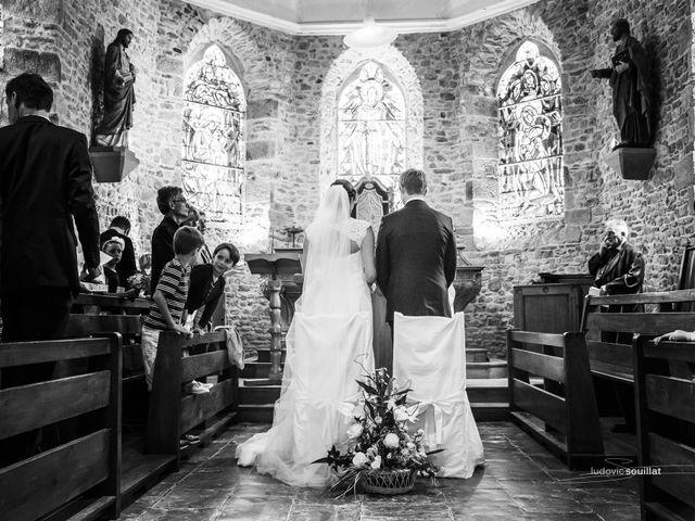 Le mariage de Romain et Virginie à Granville, Manche 14