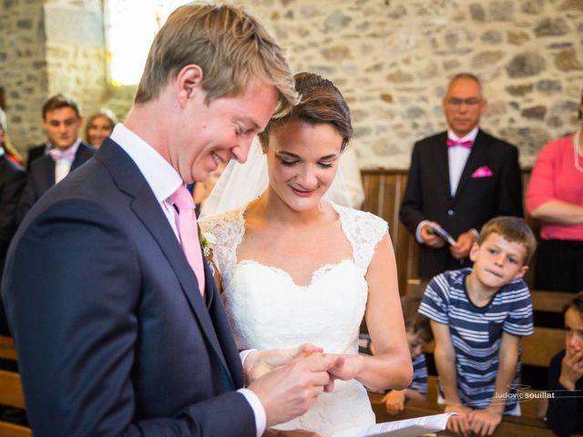 Le mariage de Romain et Virginie à Granville, Manche 15