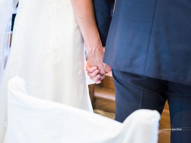 Le mariage de Romain et Virginie à Granville, Manche 17