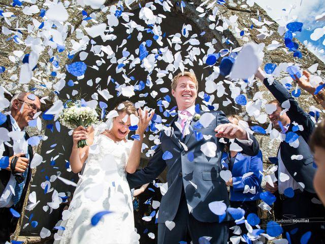 Le mariage de Romain et Virginie à Granville, Manche 21