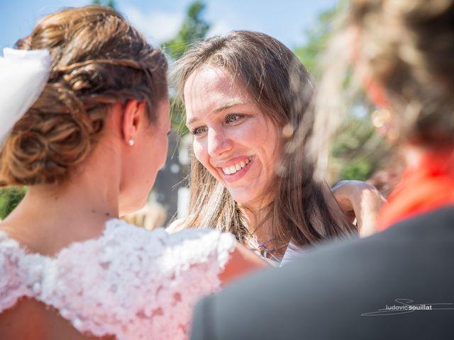 Le mariage de Romain et Virginie à Granville, Manche 24