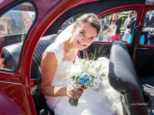 Le mariage de Romain et Virginie à Granville, Manche 31