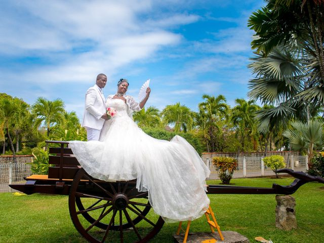 Le mariage de Claudine et Dominique