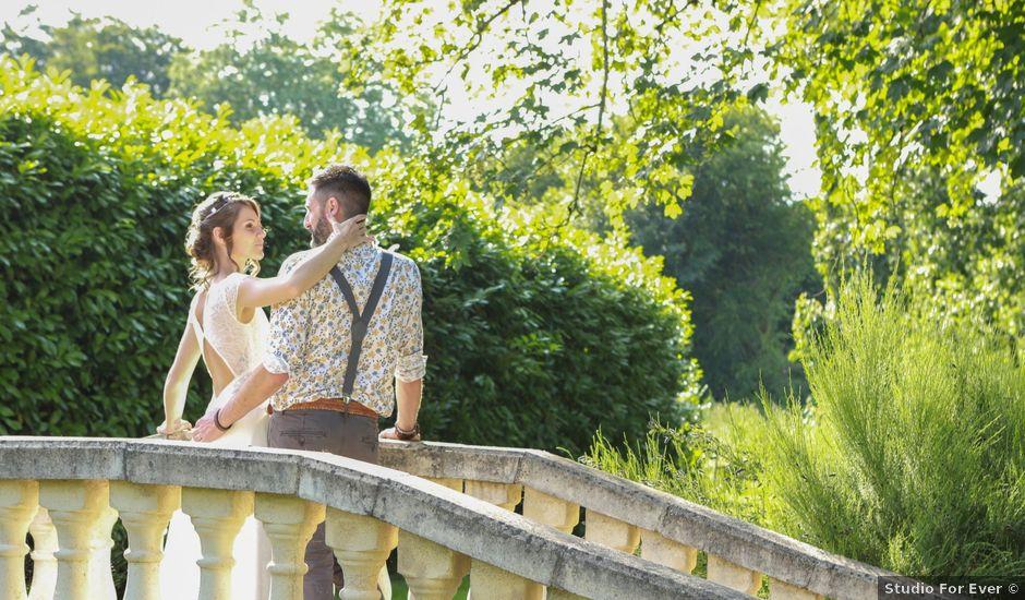 Le mariage de Tony et Elodie à Saint-Martin-Terressus, Haute-Vienne