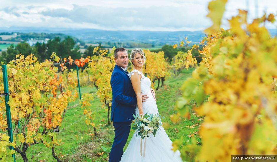Le mariage de Gaël et Sophie à Allex, Drôme