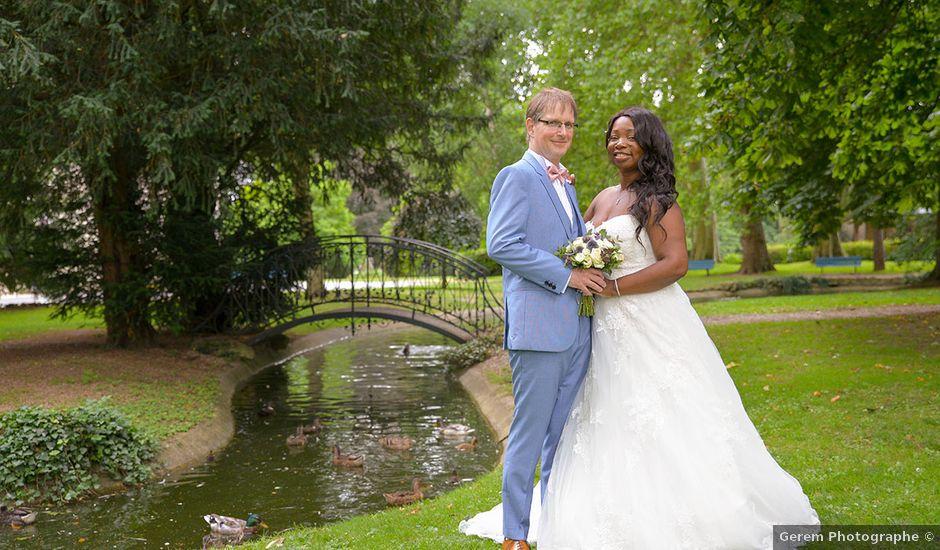 Le mariage de Didier et Marcelline à Villers-Saint-Paul, Oise