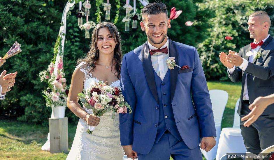 Le mariage de Jérémy et Alexandra à Rosny-sous-Bois, Seine-Saint-Denis