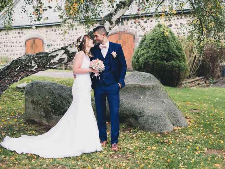 Le mariage de Alexandra et Camille