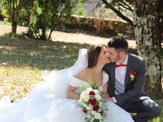 Le mariage de Delphine  et Daryl 1
