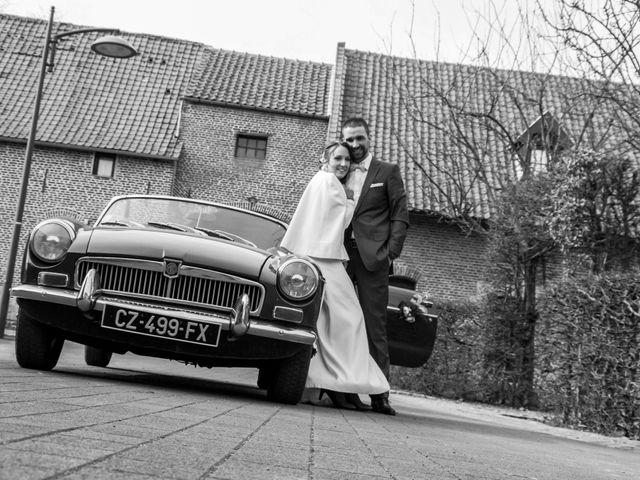 Le mariage de Maxime et Marie-Héléne à Avelin, Nord 42
