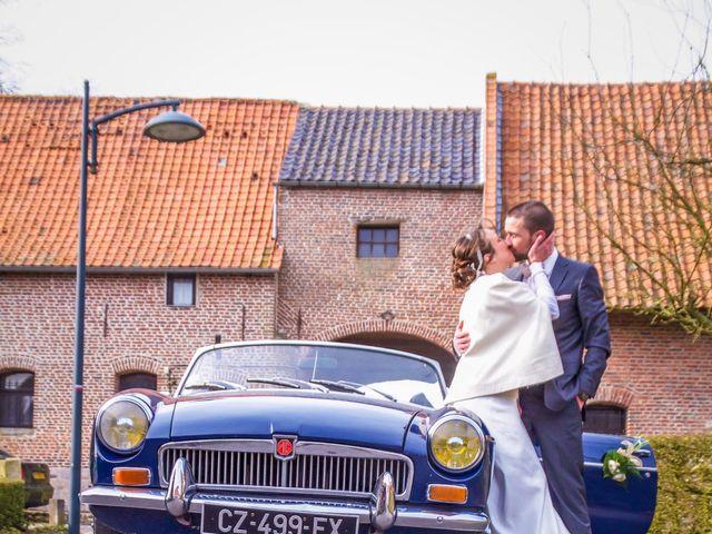 Le mariage de Maxime et Marie-Héléne à Avelin, Nord 43