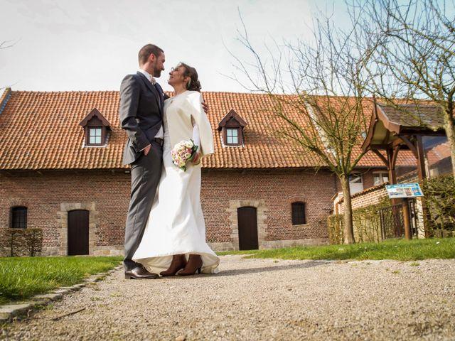 Le mariage de Maxime et Marie-Héléne à Avelin, Nord 44