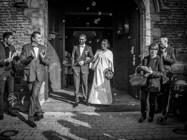 Le mariage de Maxime et Marie-Héléne à Avelin, Nord 63