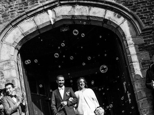 Le mariage de Maxime et Marie-Héléne à Avelin, Nord 66