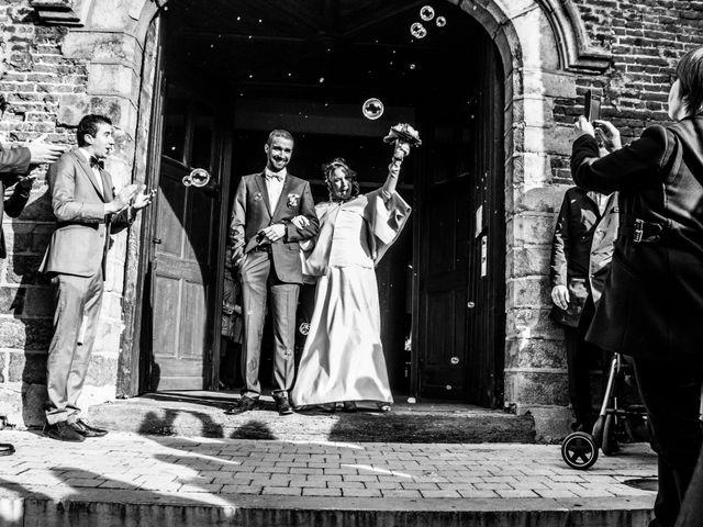 Le mariage de Maxime et Marie-Héléne à Avelin, Nord 68