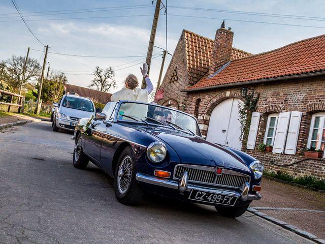 Le mariage de Maxime et Marie-Héléne à Avelin, Nord 71