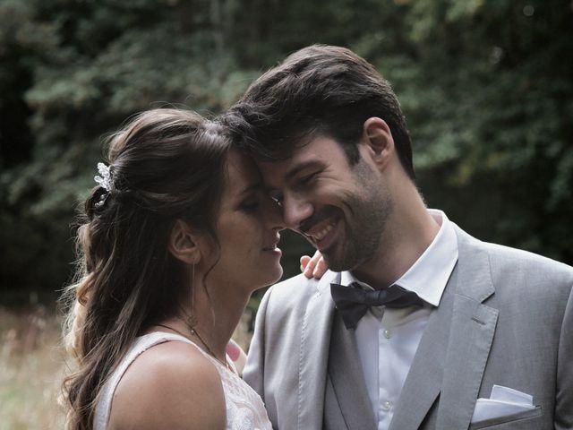 Le mariage de Magali  et Frédéric