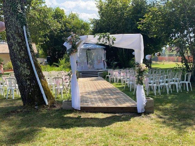 Le mariage de Adrien  et Emilie  à Saint-Médard-en-Jalles, Gironde 2