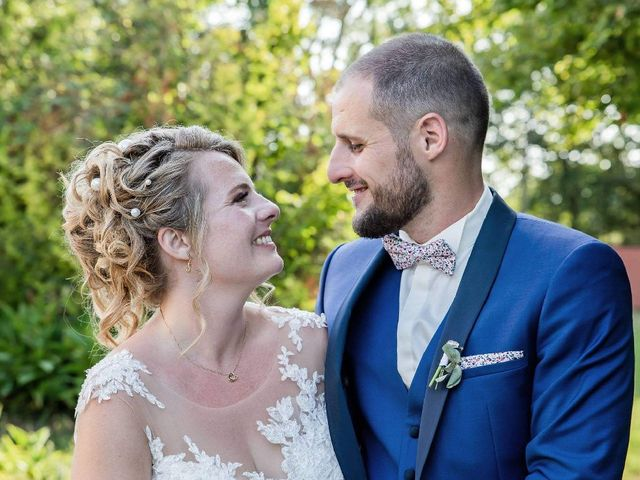 Le mariage de Emilie  et Adrien