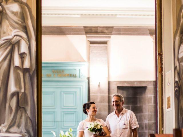 Le mariage de Matthieu et Margaux à Clermont-Ferrand, Puy-de-Dôme 9
