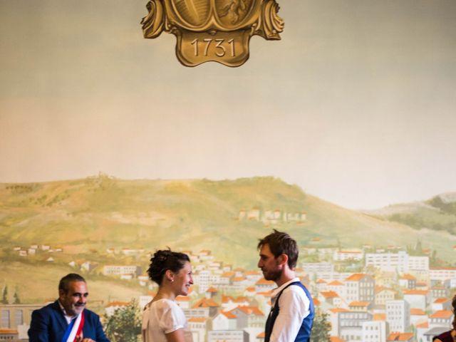 Le mariage de Matthieu et Margaux à Clermont-Ferrand, Puy-de-Dôme 21
