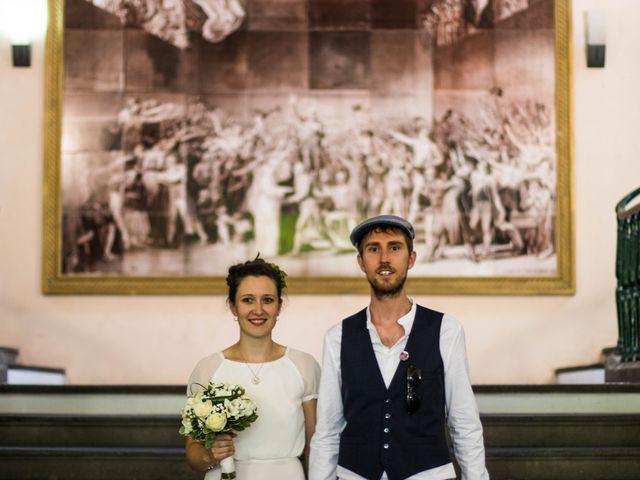 Le mariage de Matthieu et Margaux à Clermont-Ferrand, Puy-de-Dôme 27