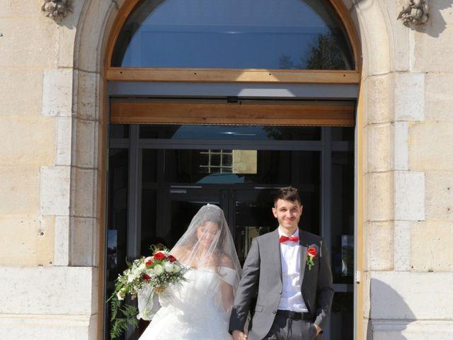 Le mariage de Daryl et Delphine  à Poncin, Ain 2