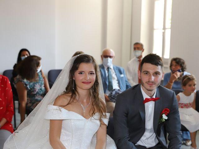 Le mariage de Daryl et Delphine  à Poncin, Ain 4