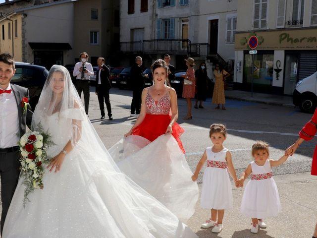 Le mariage de Daryl et Delphine  à Poncin, Ain 5