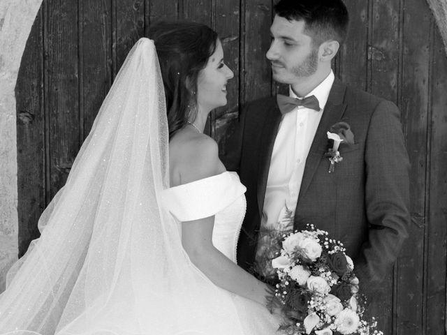 Le mariage de Daryl et Delphine  à Poncin, Ain 6