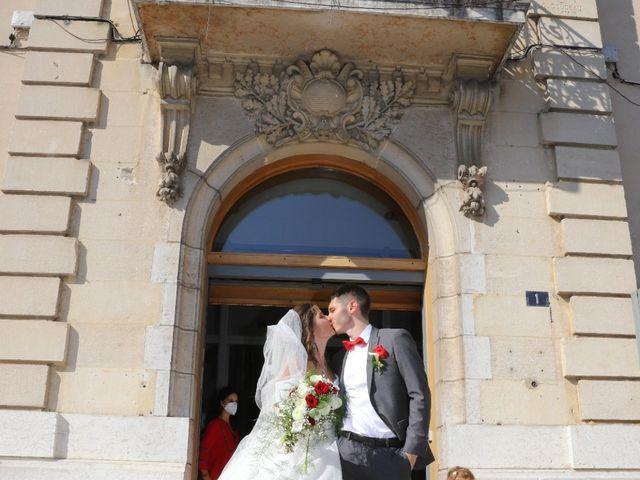 Le mariage de Daryl et Delphine  à Poncin, Ain 8