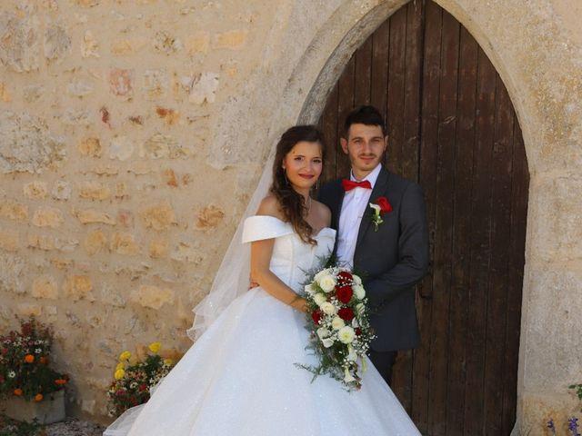 Le mariage de Daryl et Delphine  à Poncin, Ain 10