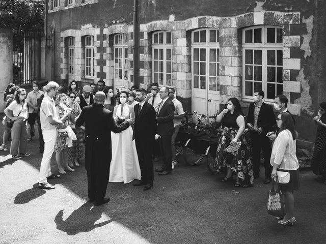 Le mariage de Romain et Coralie à Nantes, Loire Atlantique 1