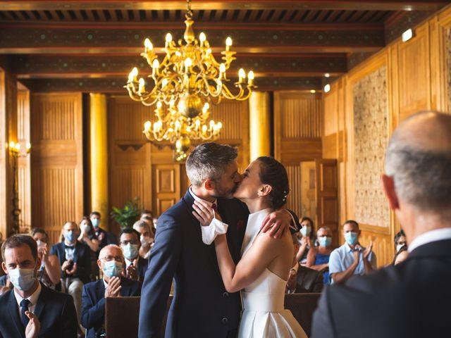 Le mariage de Romain et Coralie à Nantes, Loire Atlantique 2