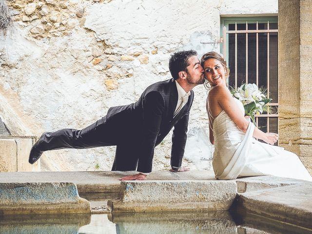 Le mariage de Romain et Audrey à Gigondas, Vaucluse 7