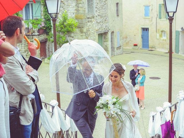 Le mariage de Romain et Audrey à Gigondas, Vaucluse 8